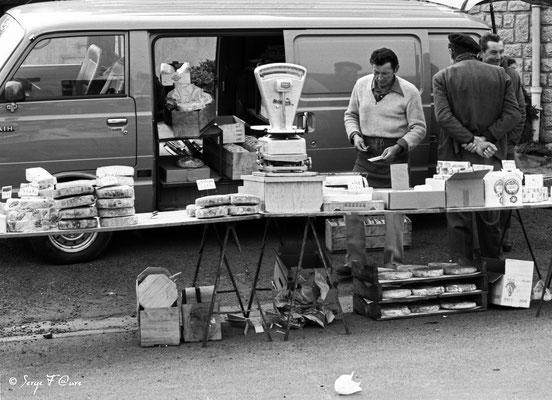 Foire de Giat - Auvergne - France (1978)
