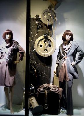 harmonische Textildekoration mit Pfiff