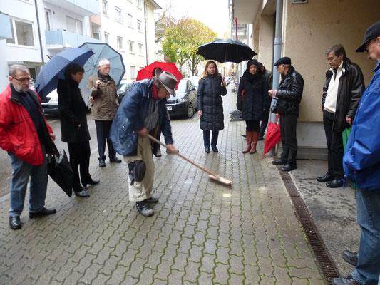 Werderstrasse 91, für Hedwig Kühn