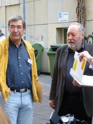 Ritterstrasse 6, Hermine Selma Mansbach geb. Wolff und Adolf Wertheimer