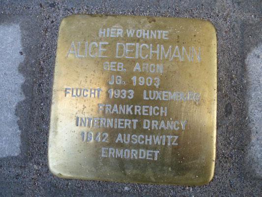 Südendstr. 8b,  Alice Deichmann