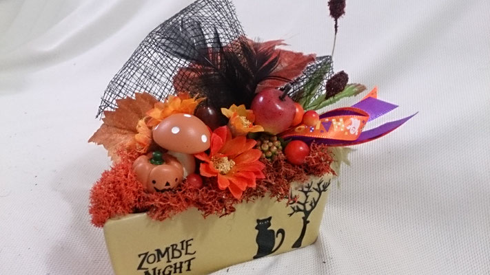 COTTON COLON: Zakka Halloween