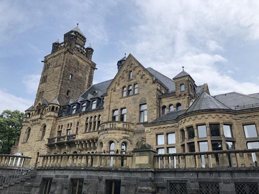 Schloss Waldhausen - Seite