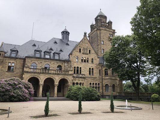 Schloss Waldhausen - Front