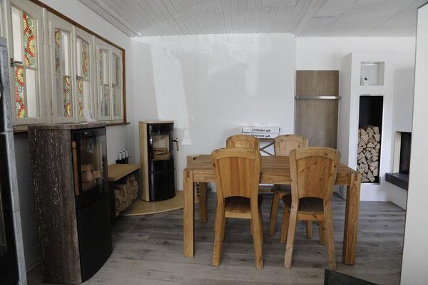 Ofenausstellung-Ofenbauer