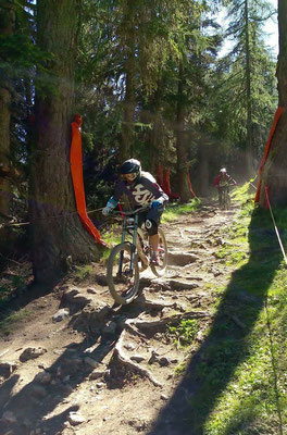 Downhill Camp 2016