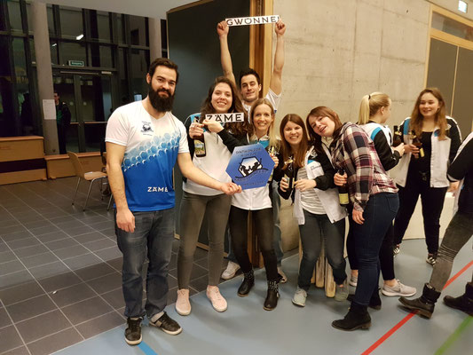 Turnfest 2018 Dintikon Unihockeyturnier 2016 KTVL