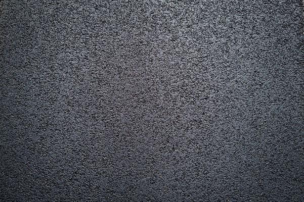 Enrobé noir lisse