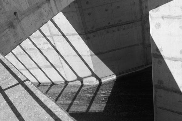 Architecture béton brut