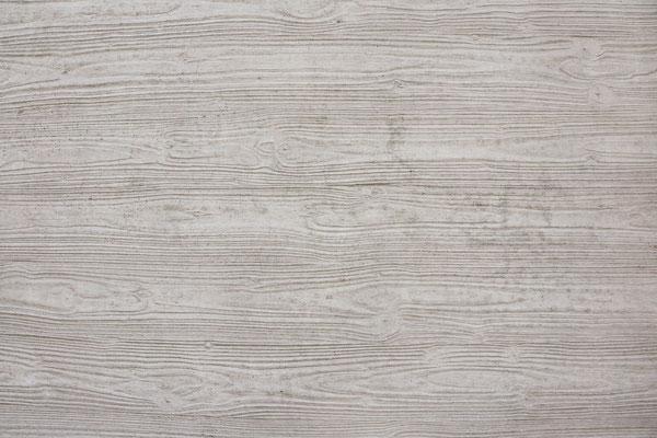 Béton imprimé motif bois