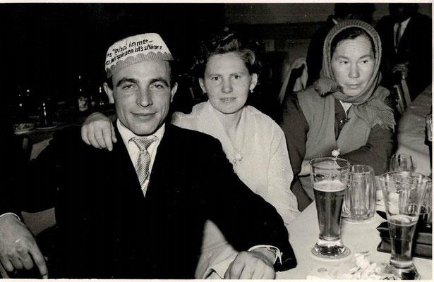 Heinrich, Anni, Annis Mutter Regina