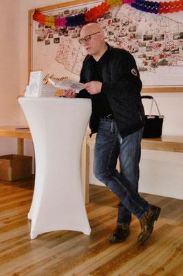 16.2.2020, Johann liest in Blossenau