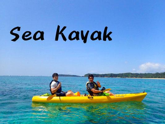 シーカヤックツアー sea kayak tour