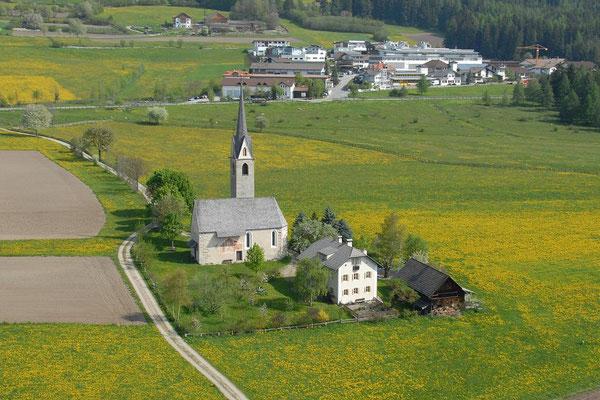 Kirche St.Valentin bei Pfalzen