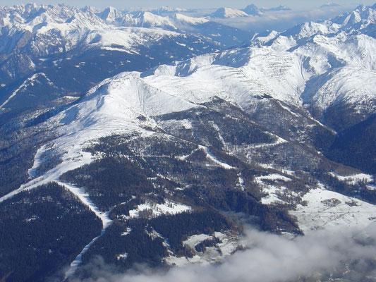 Skigebiet Helm Sexten Innichen
