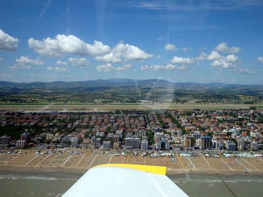 Flugplatz Rimini