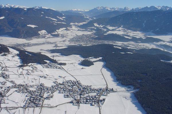 Pfalzen Bruneck im Pustertal