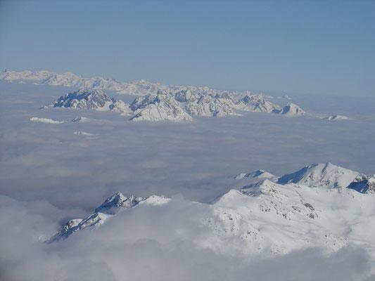 Von Sexten aus Karnische Alpen Osttirol 31.01.09