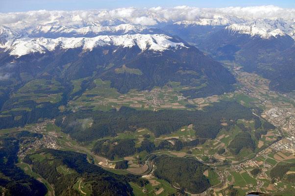 Pfalzen Panorama