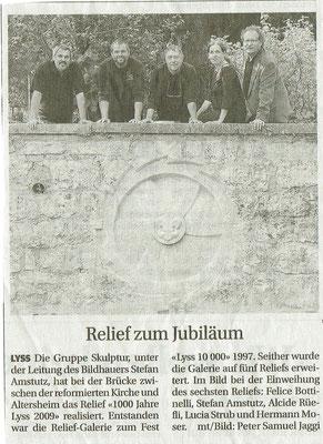 16.09.2009 Bieler Tagblatt