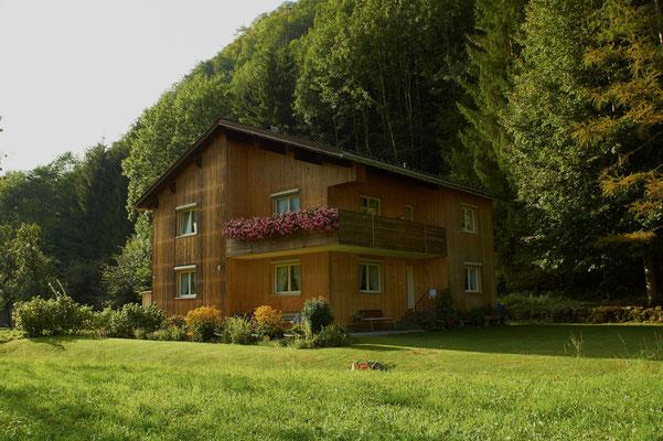 Ferienhaus, Garten