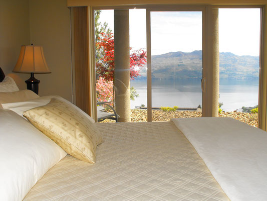 West Kelowna Boutique B and B, Lakeview Memories, Lakeview Suite