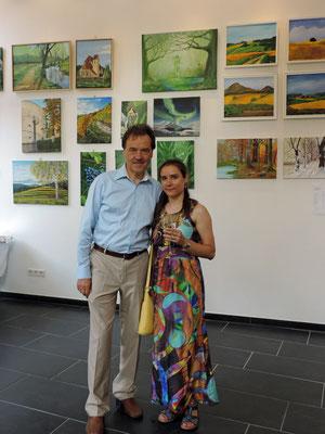 Danny Liska mit Tochter Nicole