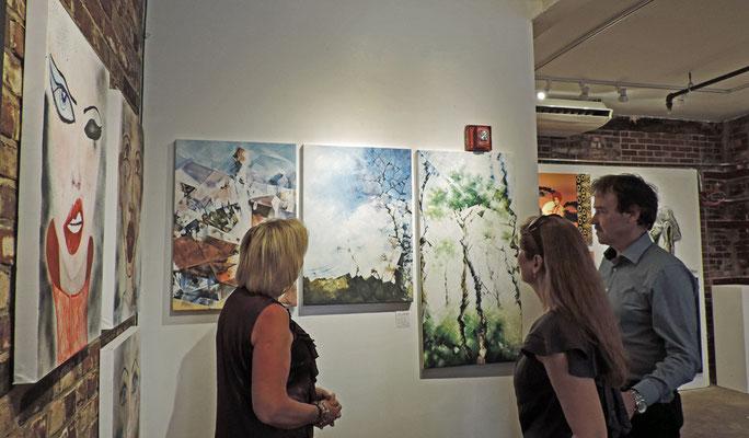 Bilder von meinen Kunstkollegen