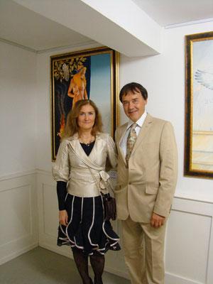 Mit meiner Frau, Marie