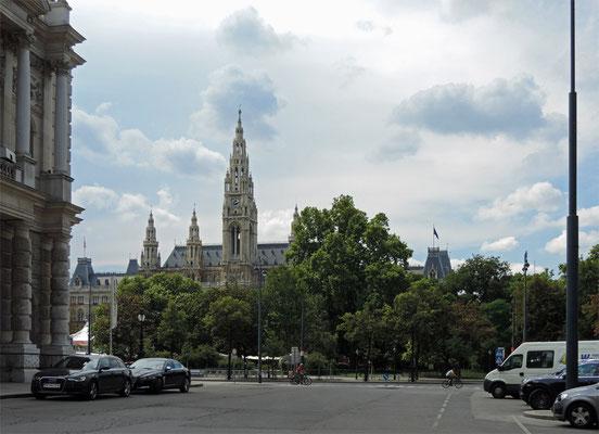 Unser Wiener Rathaus