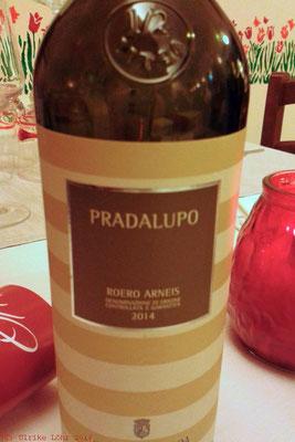 Fontanafredda Pradalupo Roero Arneis DOCG
