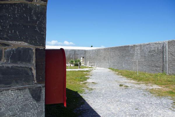Gefängnis auf Robben Island