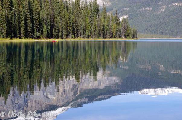 Yoho National Park: Emerald Lake