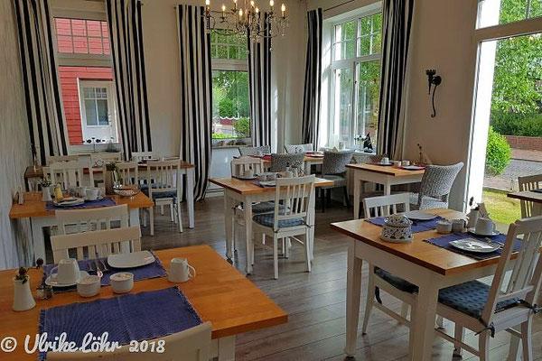 Frühstücksraum Strandburg