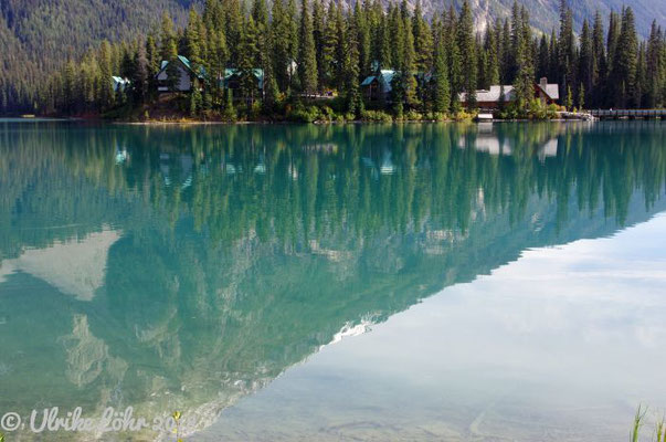 Yoho National Park: Emerald Lake