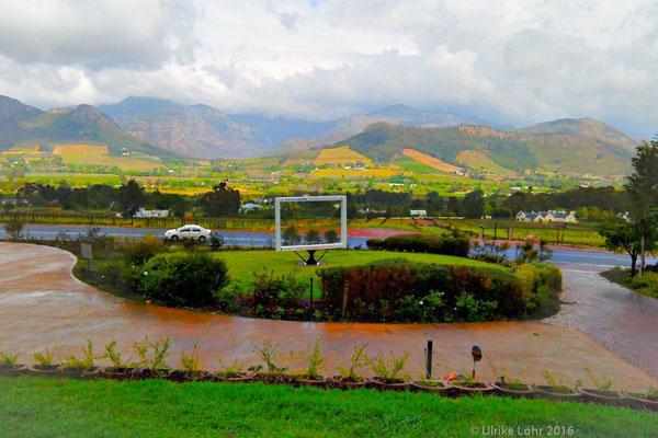 Blick in das Tal von Haute Cabriere aus