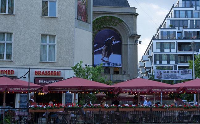 Ganymed und Berliner Ensemble