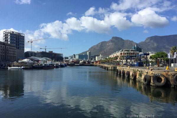 Hafenbecken Kapstadt
