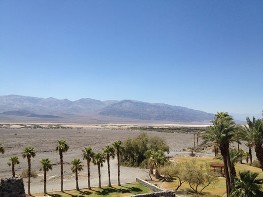 Furnace Creek, Death Valley (Foto NP)