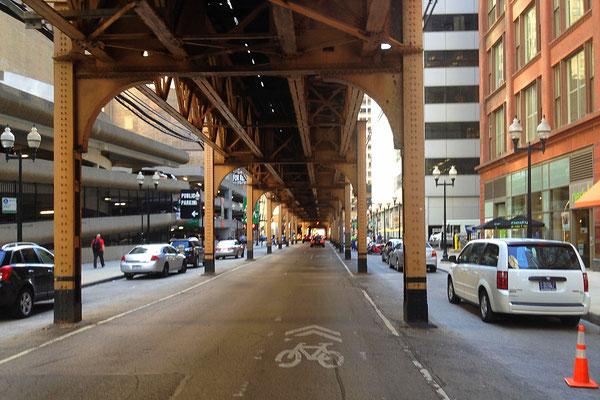 Der Loop Chicago (Foto NP)