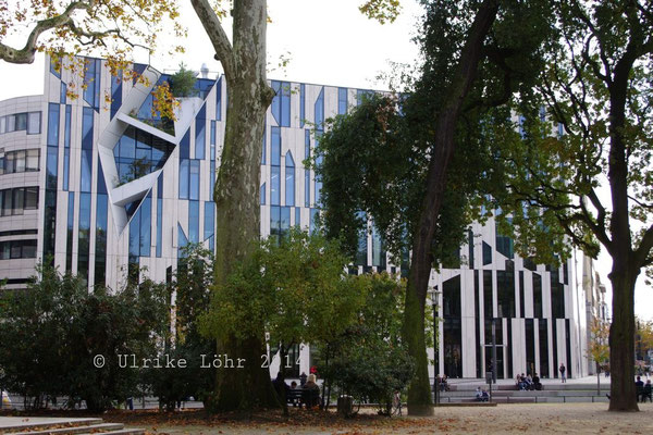 Kö-Bogen vom Hofgarten