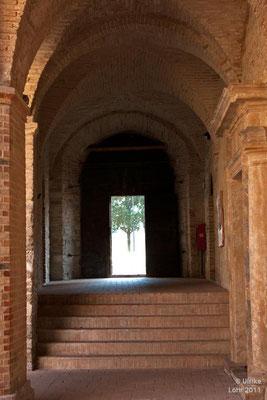 Kloster beim Dom in San Severino