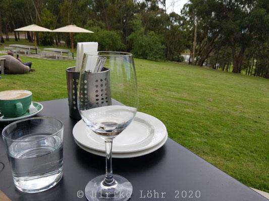 Medhurst Wines - der Tisch ist gedeckt