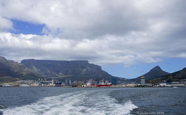 Kapstadt und der Tafelberg