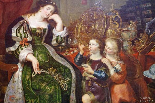 Allegorie der Vergänglichkeit, Cornelis de Vos