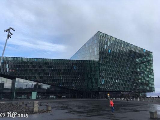 Harpa Konzerthaus, Reykjavik