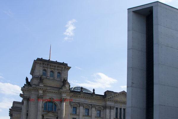 Parlaments- und Regierungsviertel
