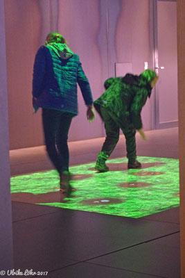 interaktive Ausstellung im Museum Kalkriese