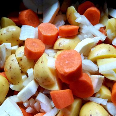 Beef Stew frei nach Jamie Oliver