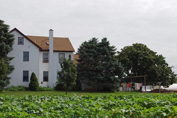 Amish Wohnhaus